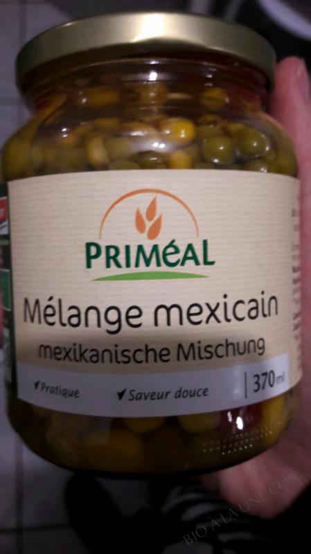 MÉLANGE MEXICAIN – 370ml