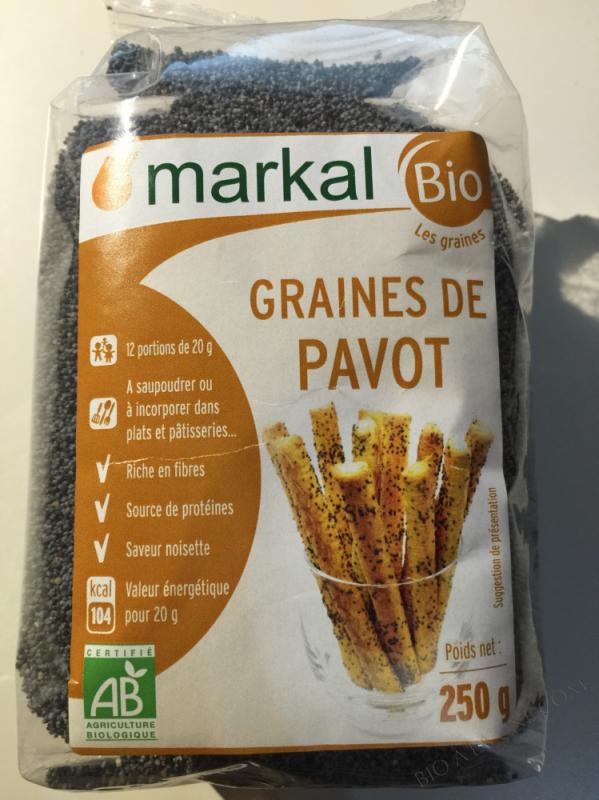 Graines de Pavot 250g