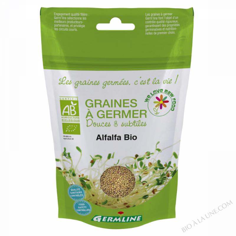 Alfalfa à germer 150g