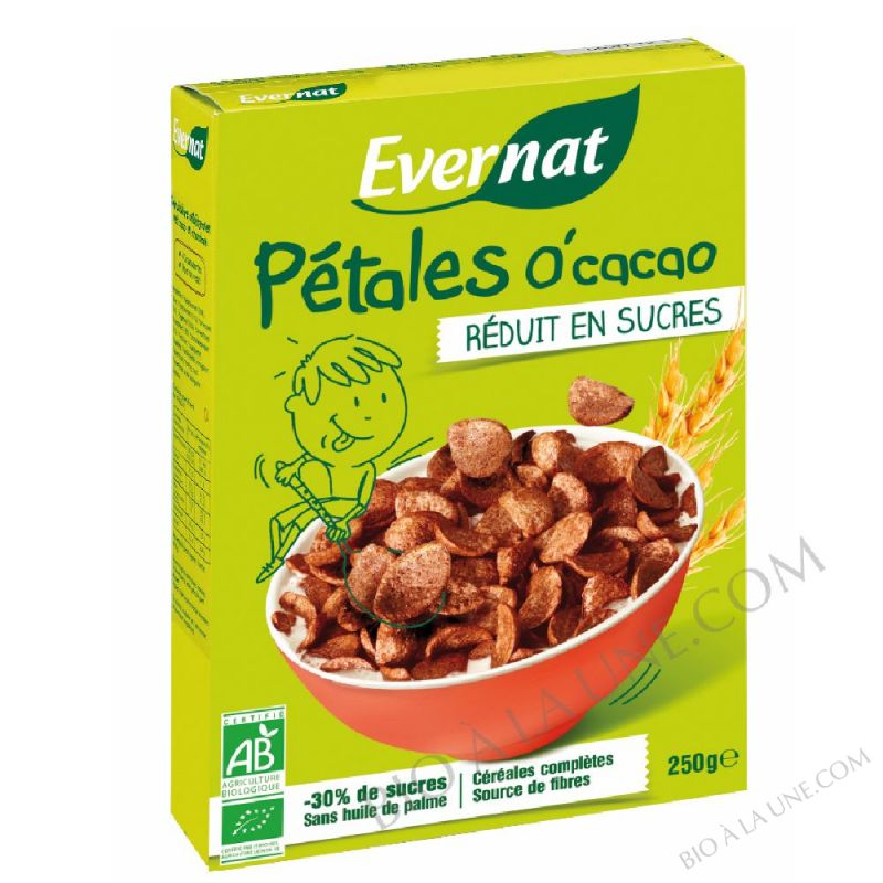 PÉTALES O'CACAO 250G