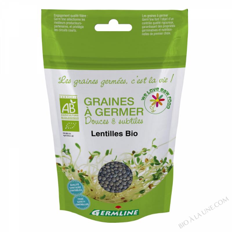 Lentille à germer 150g