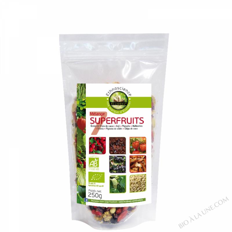 Mélange de 7 superfruits 250gr