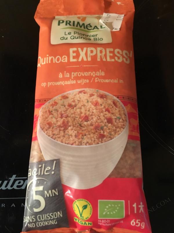 Quinoa Express Provençale - 65g