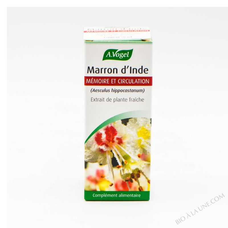 EPF® Marron d'Inde - CIRCULATION VEINEUSE