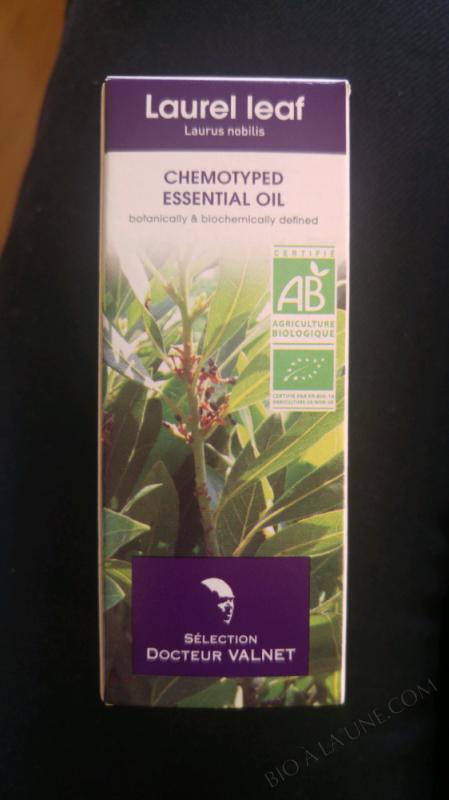 Huile essentielle Laurier noble - 5 ml