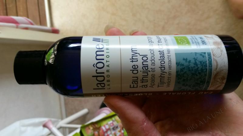 Ladrôme eau de thym à thujanol Bio - 200 ml