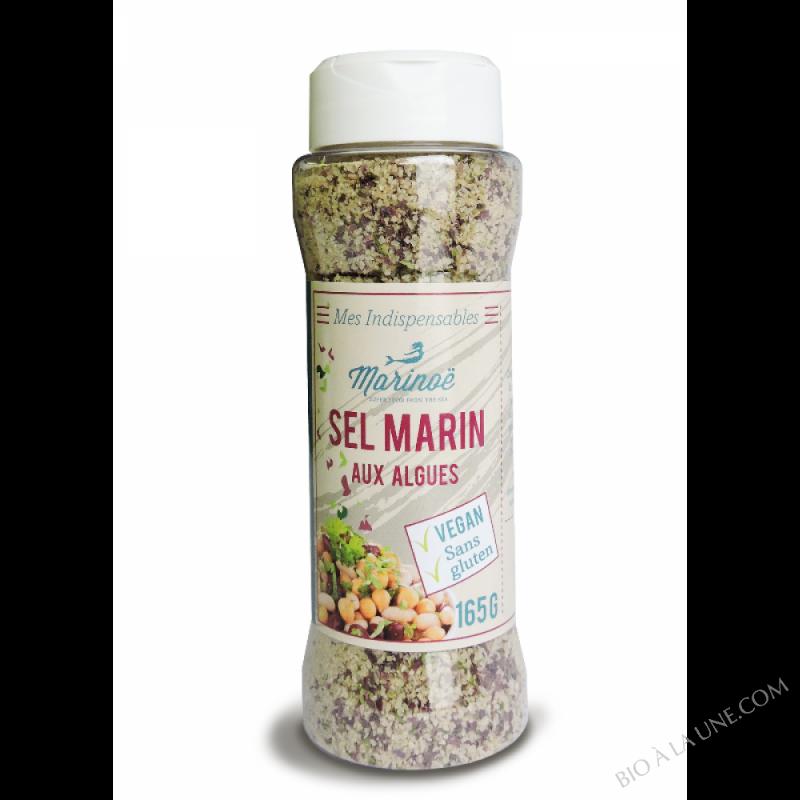 Sel Marin aux algues - Marinoë