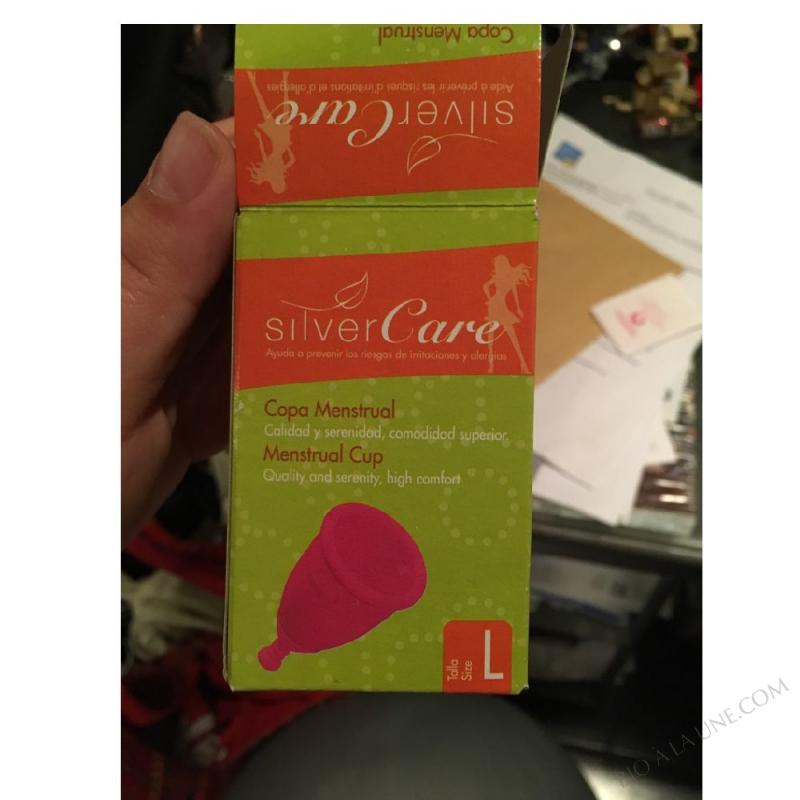 Coupe menstruelle - Taille L