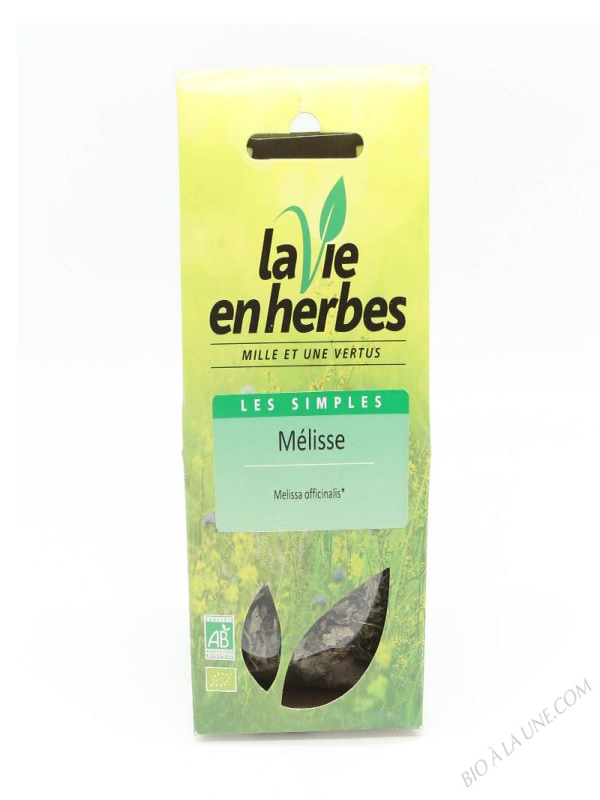 Mélisse feuilles - 30 g