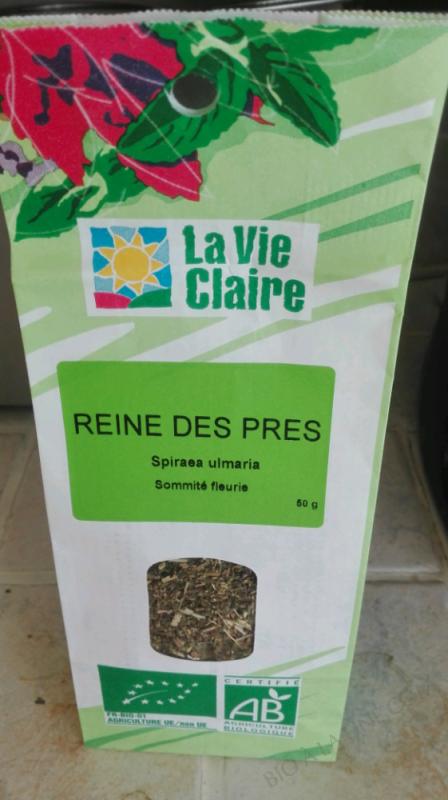 REINE DES PRES - LA VIE CLAIRE - 50G