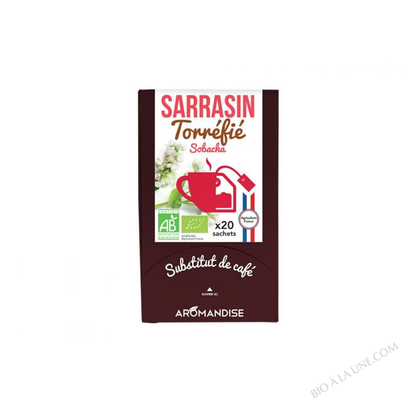 SUBSTITUTS DE CAFÉ - SARRASIN TORRÉFIÉ