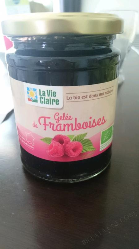 GELÉE DE FRAMBOISE - 350G