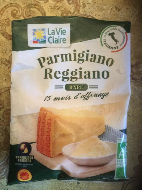 PARMIGIANO REGIANO PARMESAN RAPE - 90G