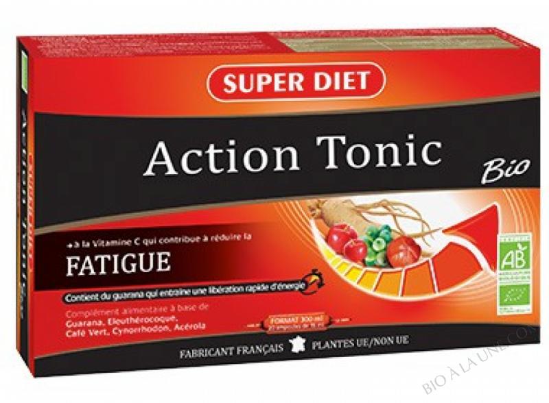 ACTION TONIC AMPOULE 20×15ML