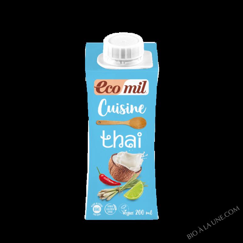 Crème cuisine Thaï - 200 ml