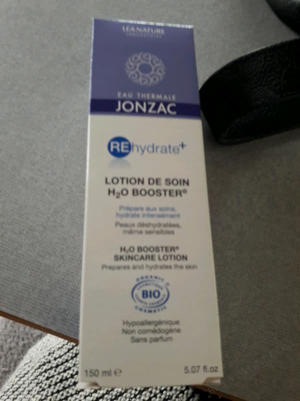 EAU DE JONZAC REHYDRATE+ LOTION DE SOIN H2O BOOSTER - 150 ML