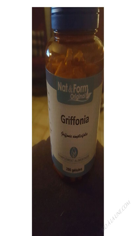 GRIFFONIA - 200 GÉLULES