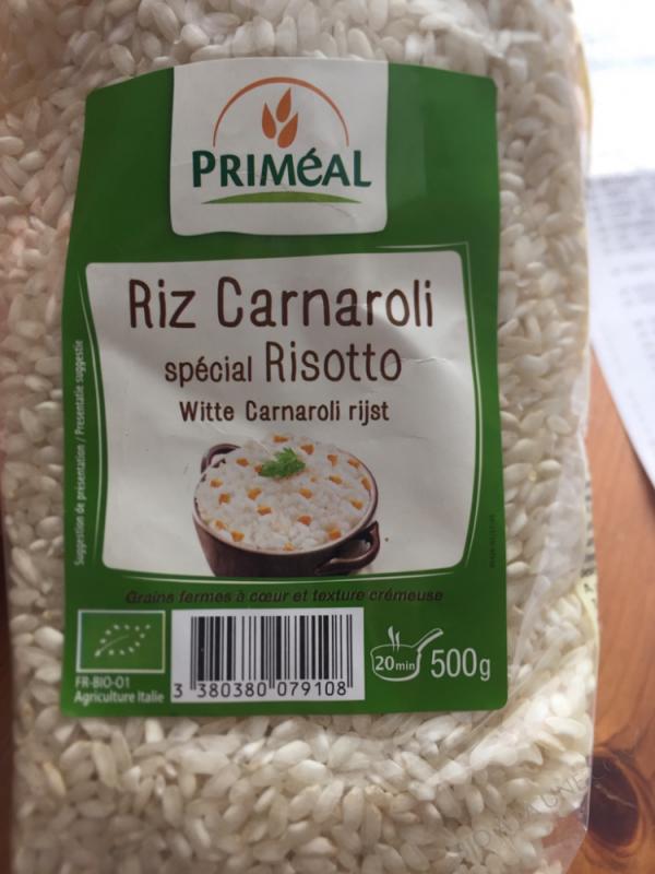 Riz Carnaroli blanc Italie 500g