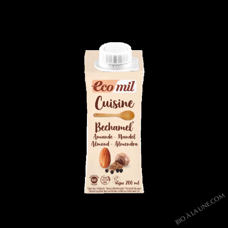 Creme cuisine ECOMIL Bechamel 200ml