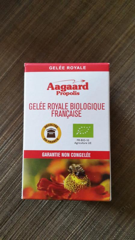 GELEE ROYALE BIO FRANCAISE - 10 G
