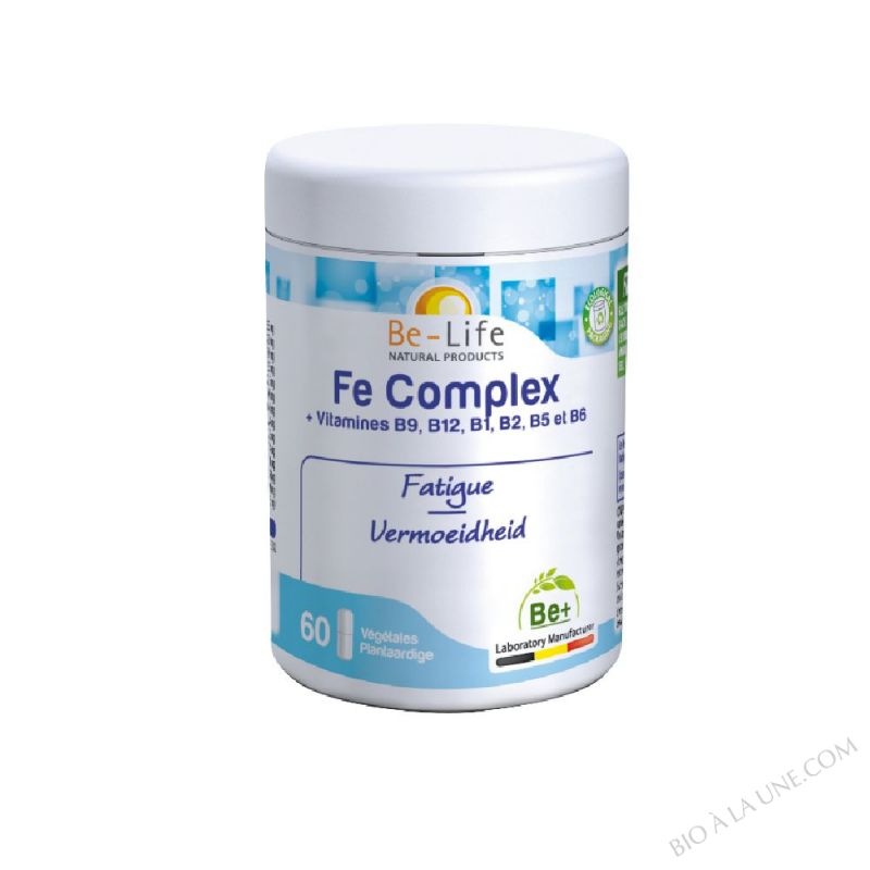FE COMPLEX - 60 GELULES