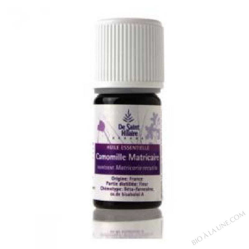 HE CAMOMILLE MATRICAIRE BIO 5 ML