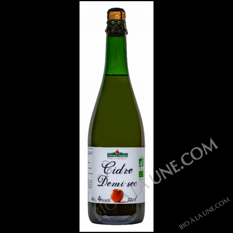 Cidre 1/2 sec 75 cl