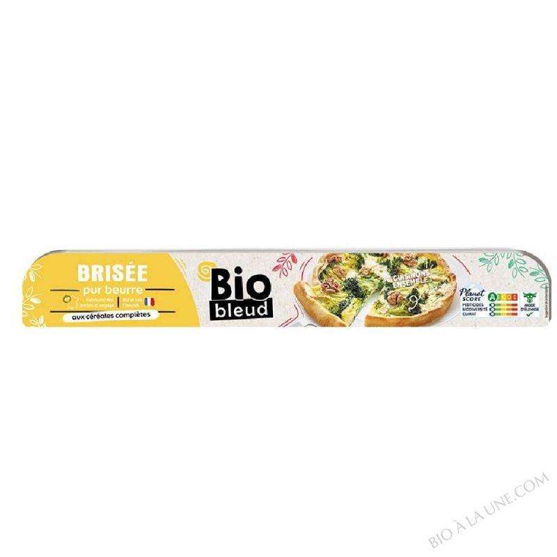 PATE BRISEE PUR BEURRE 250G BIOBLEU