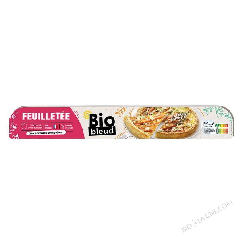 Pâte feuilletée - 100% végétale