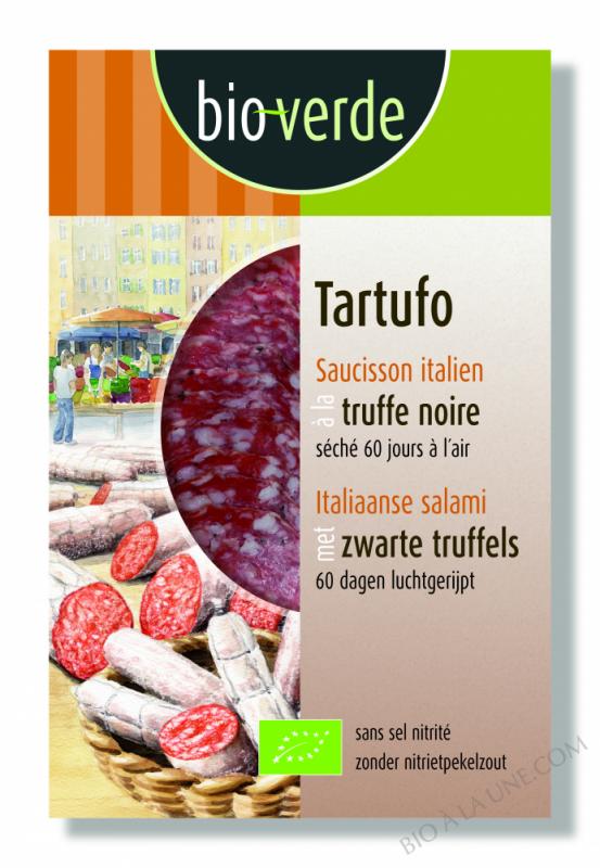 TARTUFO - BIO VERDE - 80 G
