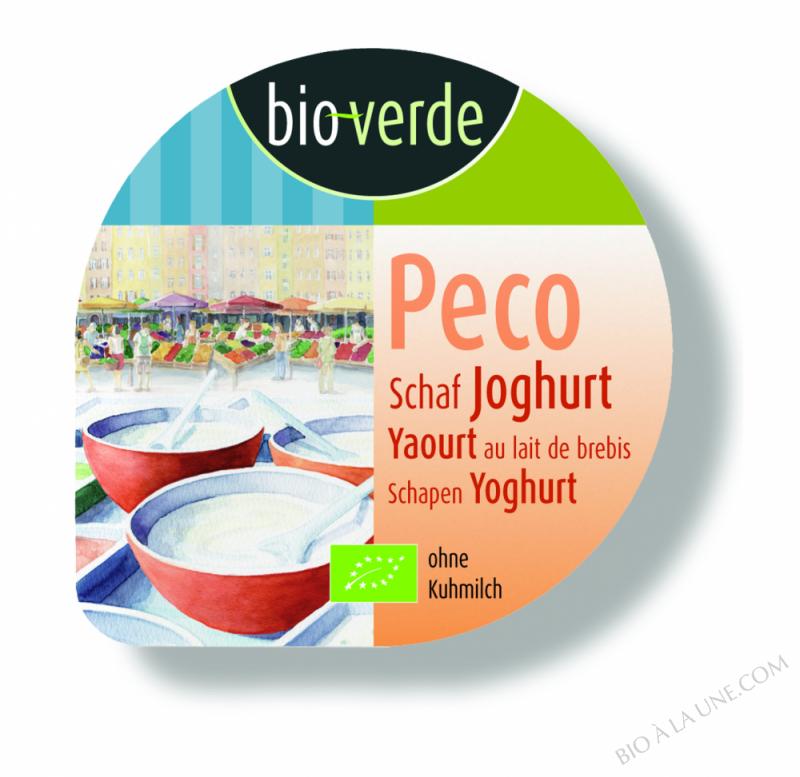 Peco - yaourt au lait de brebis, 125g