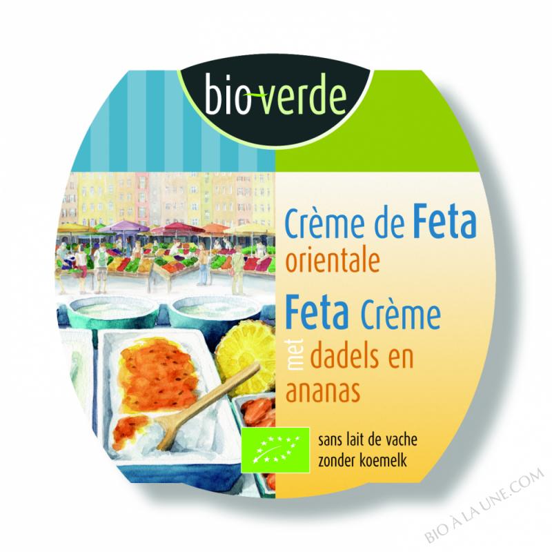 Crème de Feta orientale, 125g