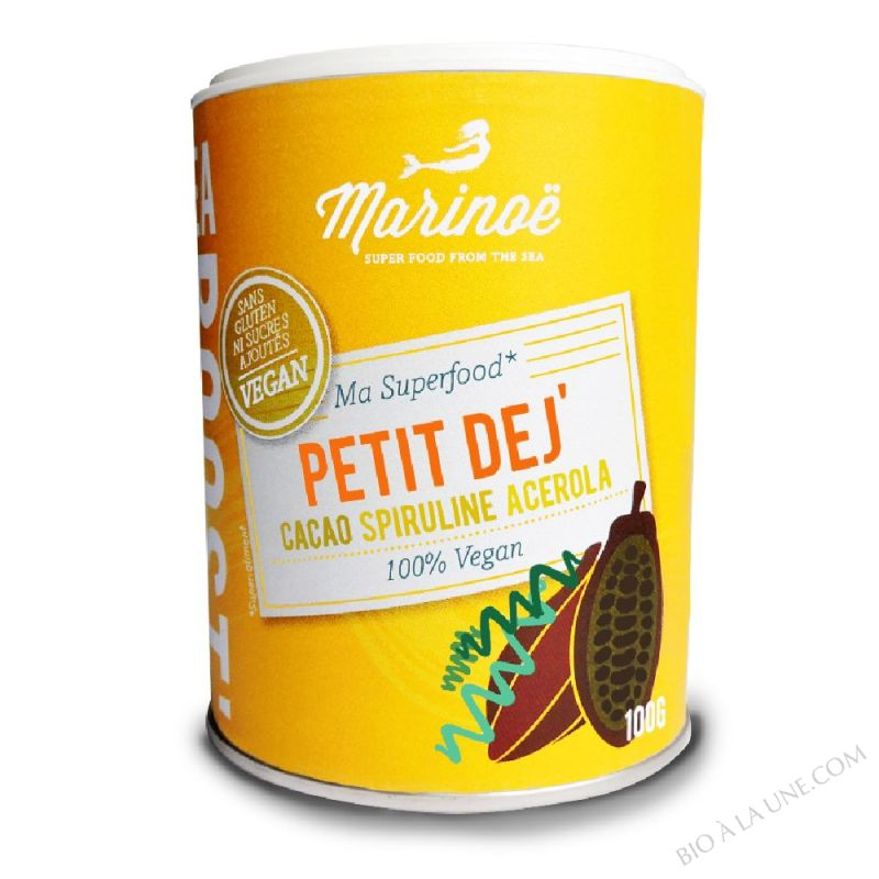 SEA BOOST\' PETIT DEJ\'