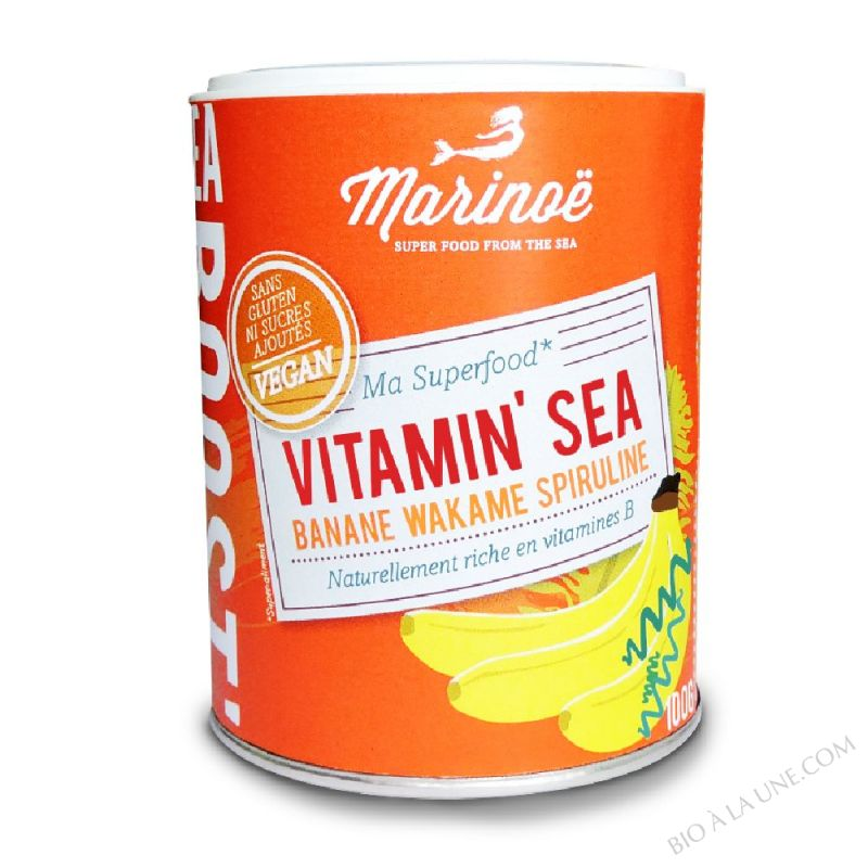 Sea Boost' Vitamin' Sea - Marinoë