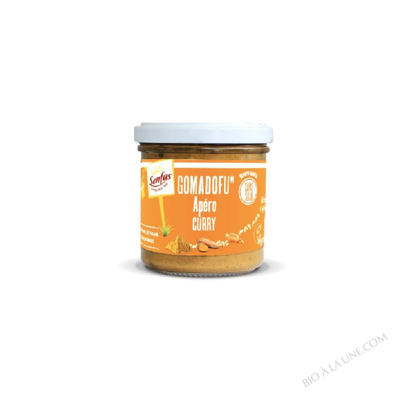 Gomadofu® apéro - Curry
