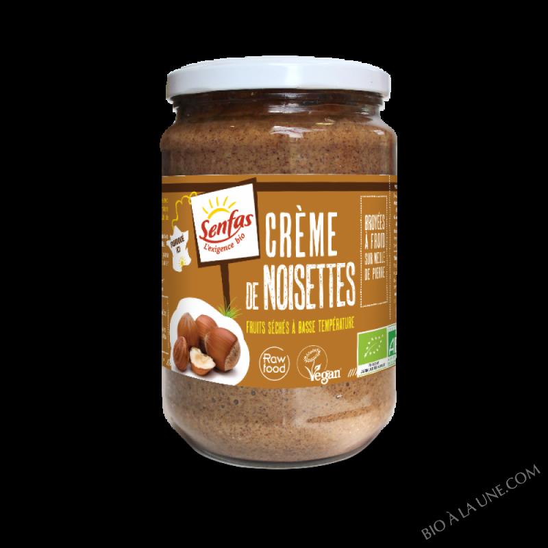 Crème de noisettes - 700g