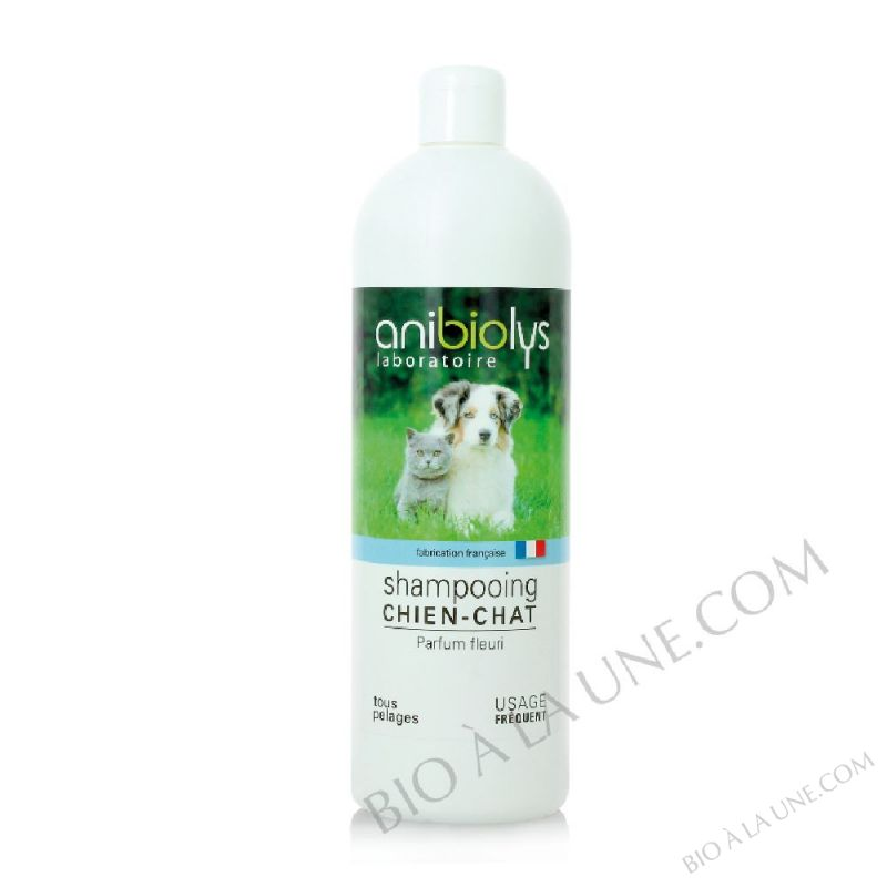 Shampooing chien-chat 1L