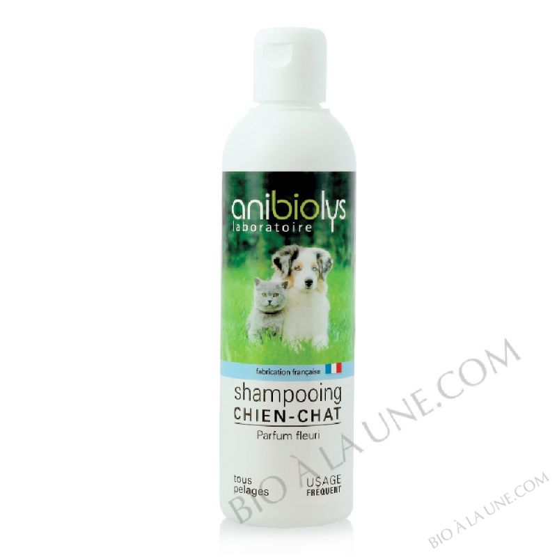 Shampooing chien-chat 250 ml