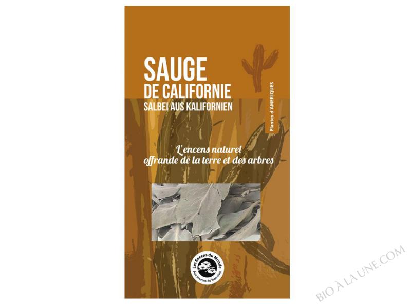RESINES D?ENCENS SAUGE DE CALIFORNIE AROMANDISE