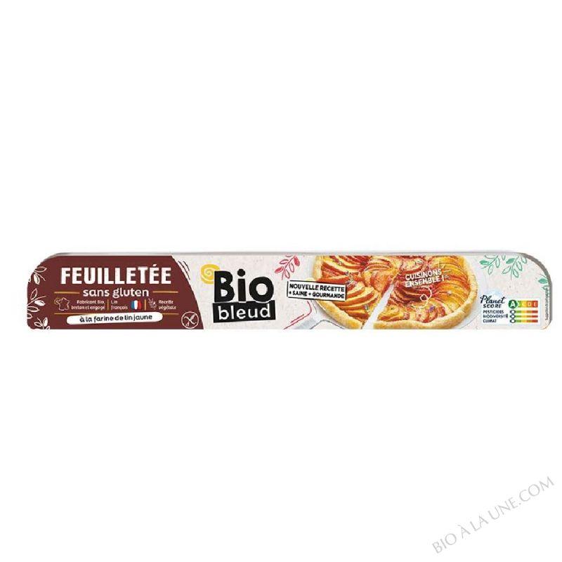 PATE FEUILLETEE S/G 260G BIOBLEUD