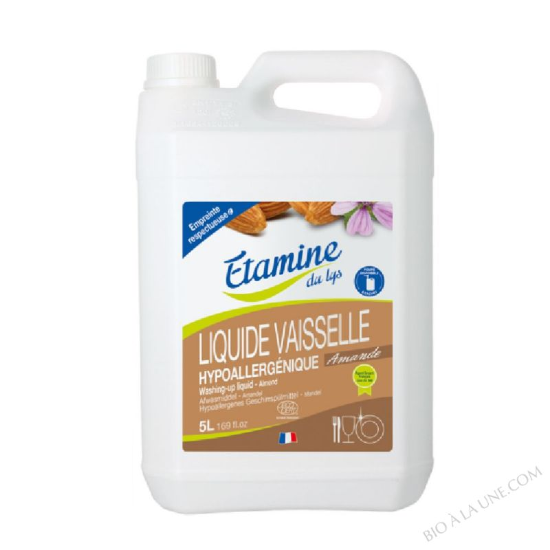 Liquide vaisselle amande 1L