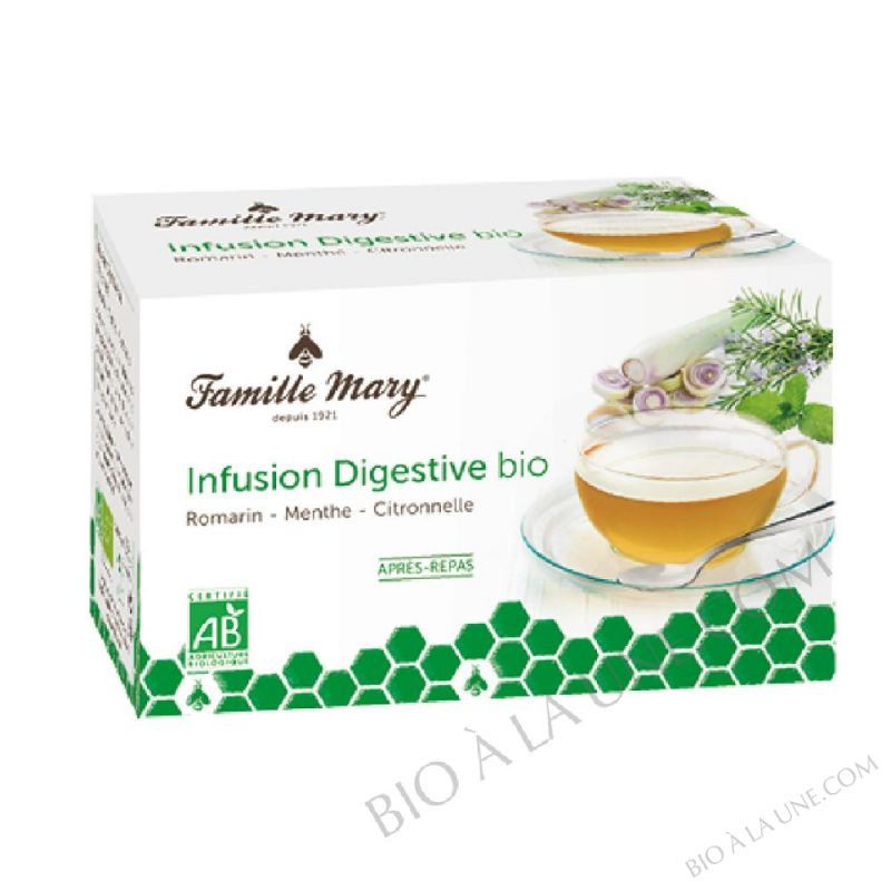 Infusion Digestive bio