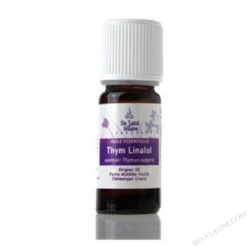 HE Thym Linalol Bio 10 ml