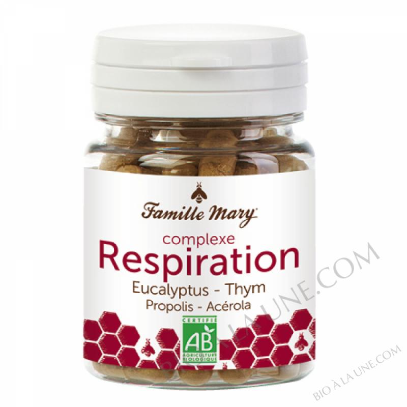 Complexe Respiration Bio