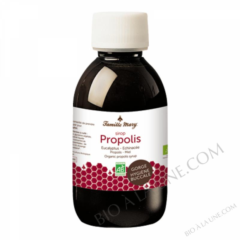 Sirop Propolis Bio