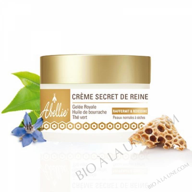 Crème secret de reine - Abellie - bio