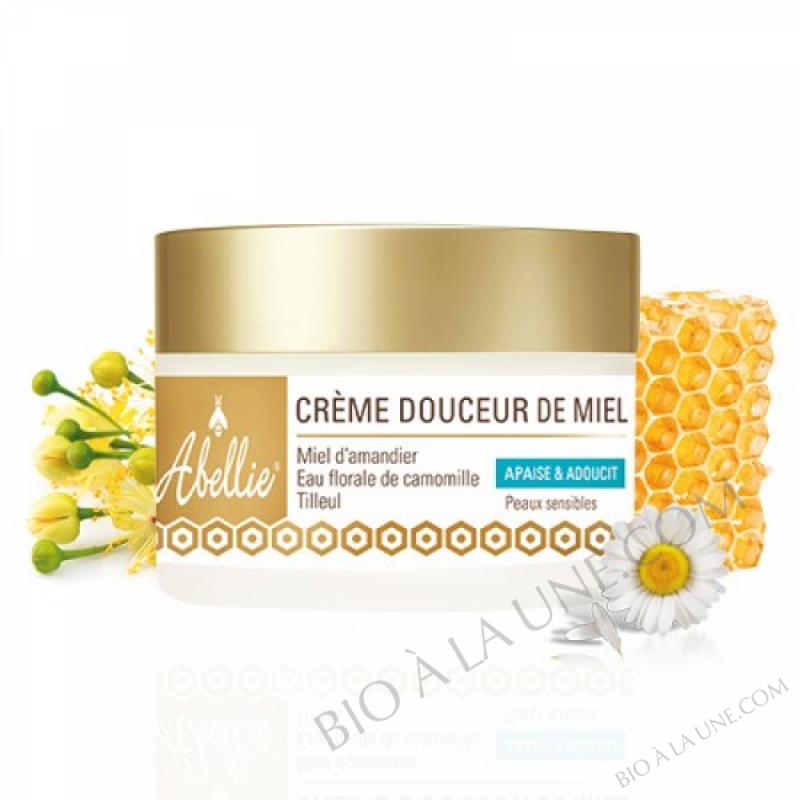 Crème douceur de Miel - Abellie - bio