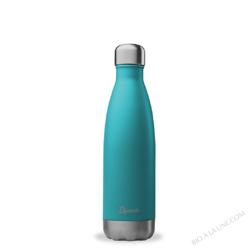 BOUTEILLE ISO. TURQUOISE 500ML