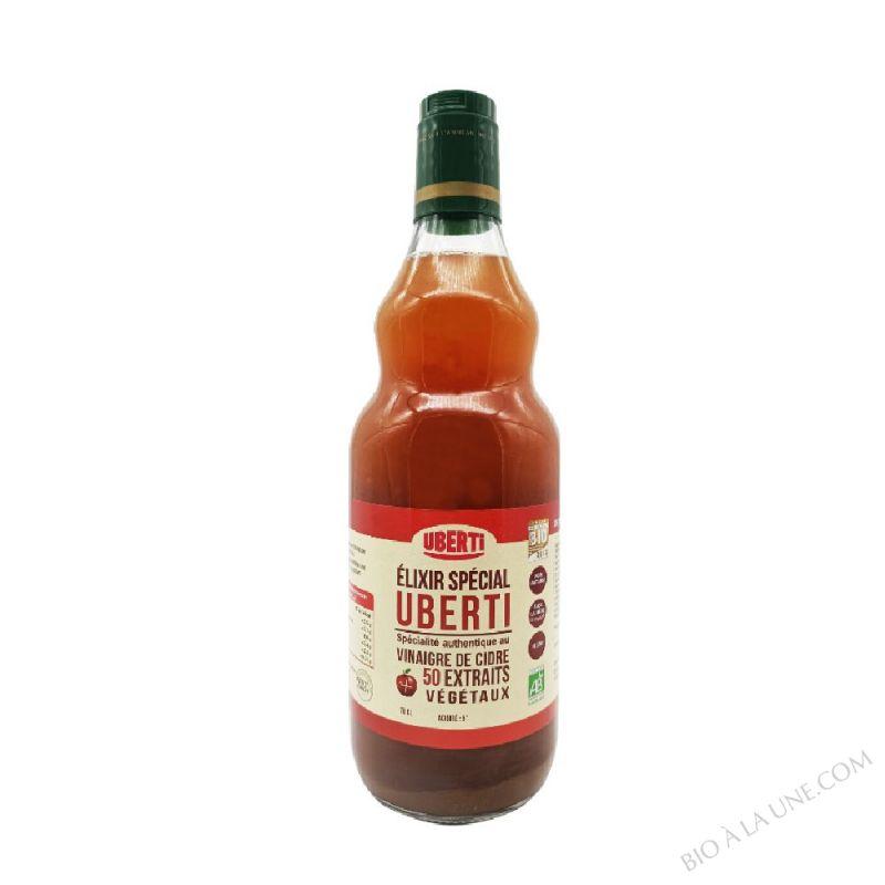 Élixir Uberti aux 50 extraits végétaux
