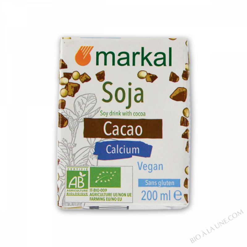 Boisson de soja cacao